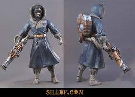 Gaslight LOD: Captain Cold by sillof