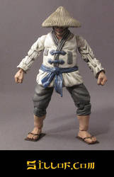 Samurai Wars: Ryuuto by sillof
