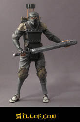 Samurai Wars: Fetababe by sillof