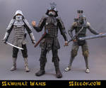 Samurai Wars: Villains