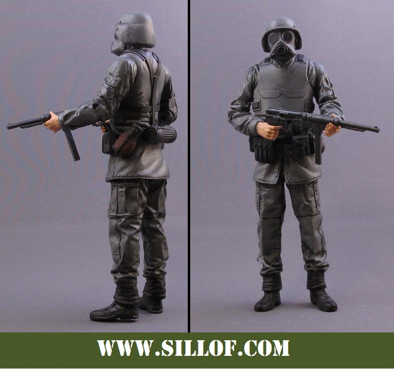What If WWII Figures Star_Wars_1942__Stormtrooper_by_sillof
