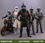 World Wars 1942: German Empire