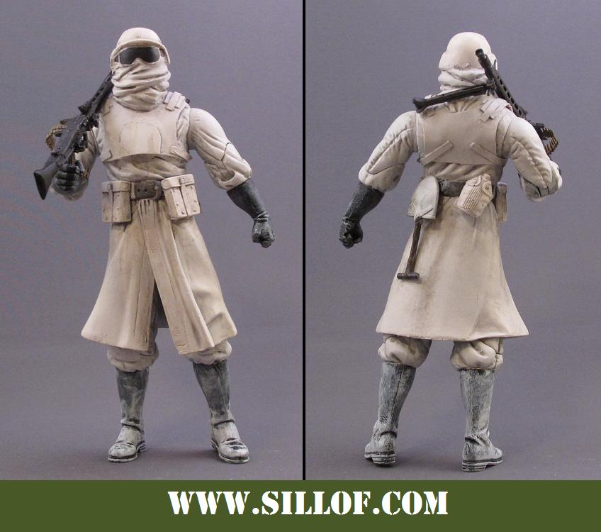 What If WWII Figures Star_Wars_1942__Snowtrooper_by_sillof