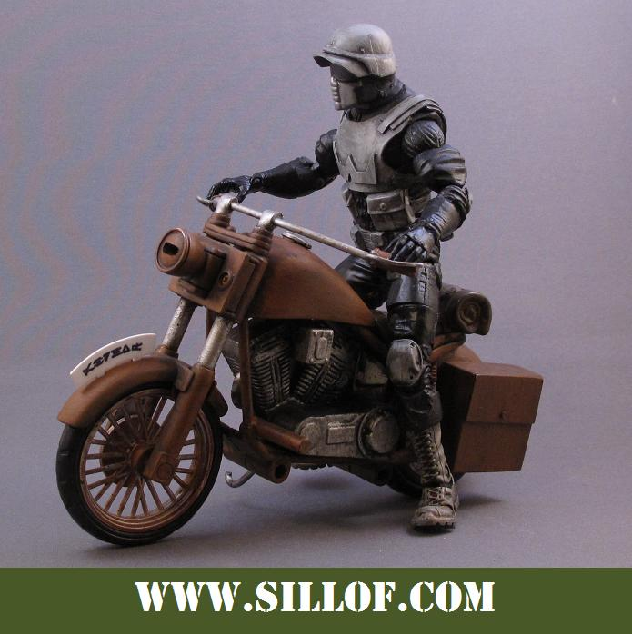 What If WWII Figures Star_Wars_1942__Biker_Scout_by_sillof