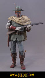 West Wars Bob A. Fett Ver.2