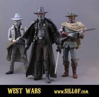 Western Wars - Villains