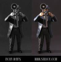 Noir Wars:  Art Deter by sillof