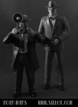 Noir Wars: Reporters