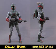 Serial Wars: Braxton Flash