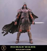 Roman Wars: Praetorian Obius Kenvarus by sillof
