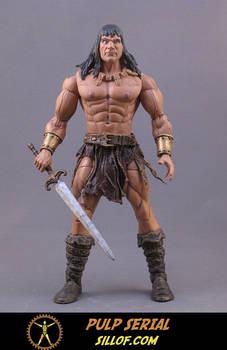 Pulp Serial:  Conan
