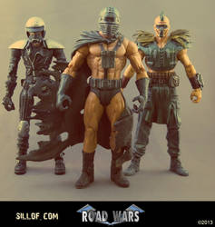 Road Wars - Bad Guys