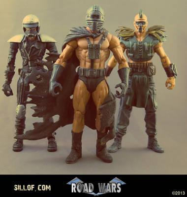 Road Wars - Bad Guys