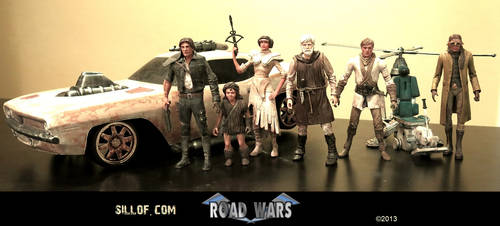 ROAD WARS - Good Guys