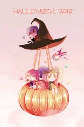 W.I.T.C.H. Happy Halloween 2015