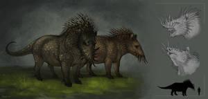 Ancistrus pig