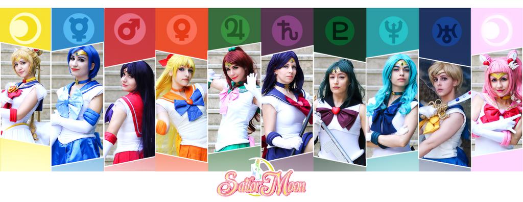 Sailor moon by reihinoo
