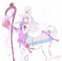 Lillia sketch
