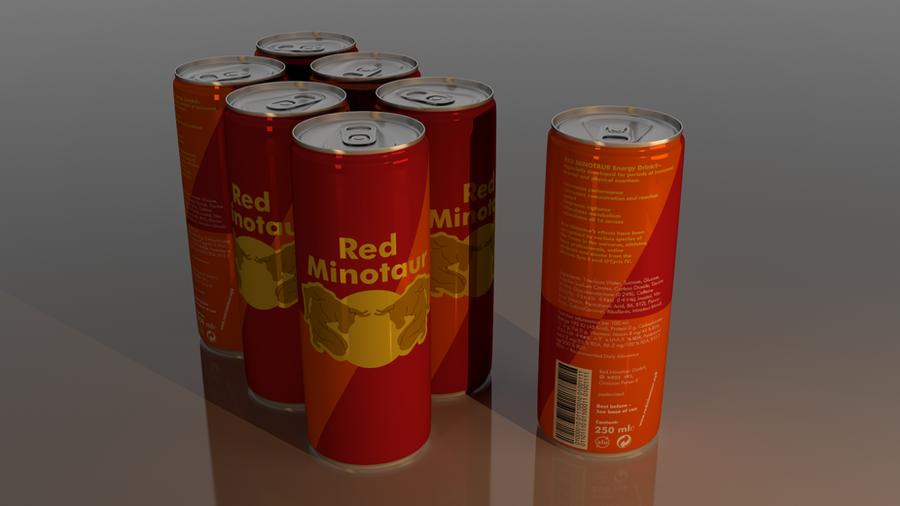 Minotaur Energy Drink Film