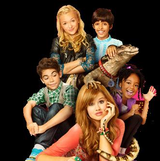 Jessie Serie de Disney Channel. Disney__s_jessie_png_by_arigrandearmy-d53p80k