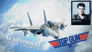 Ace Combat 7 Maverick from Top Gun