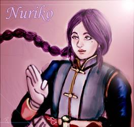 Nuriko by FrozenDreamer