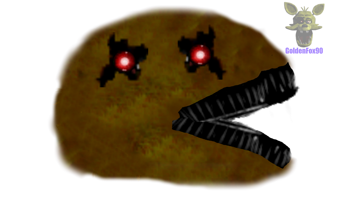 Nightmare Pacman by GoldenFox90