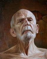 Old man III by paulofrade