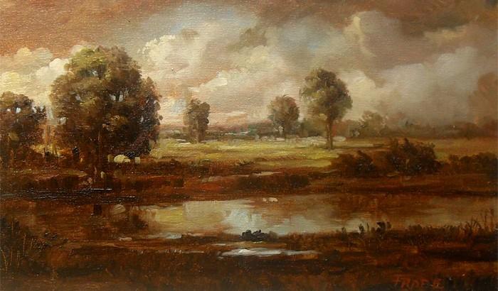 Landscape by paulofrade