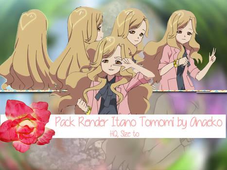 Pack Render Tomochin AKB0048 by Anaeko
