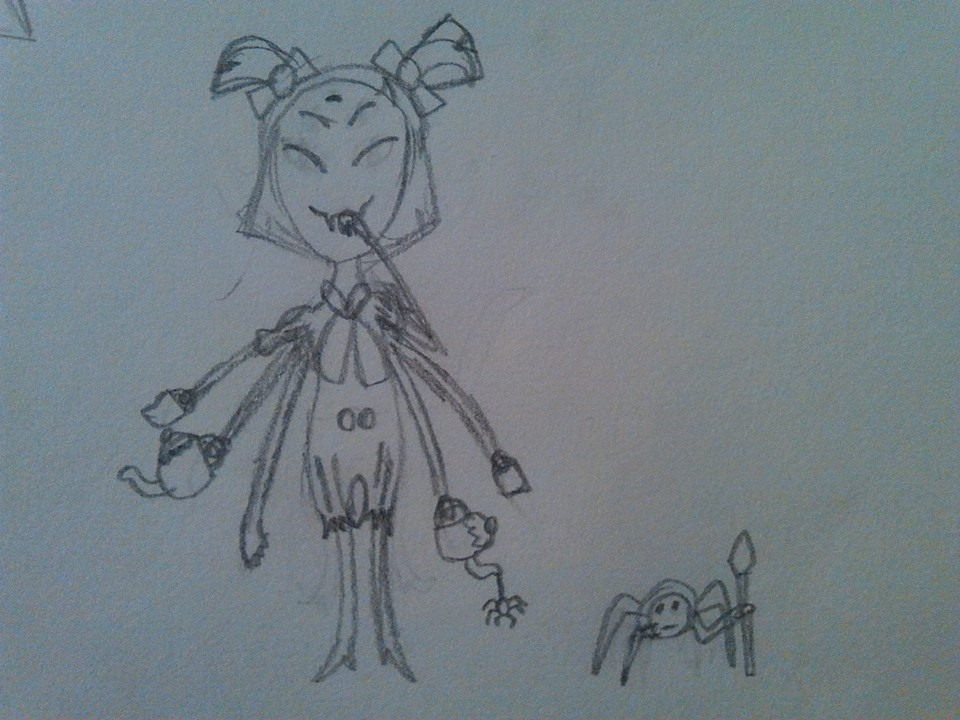 lipton___muffet_and_waddle___spider_by_d