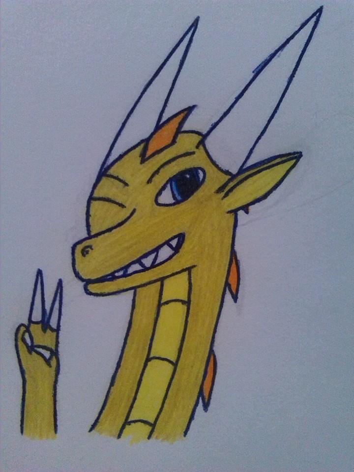 dragon_on_fleek_by_dragonmage156-daq2nnb