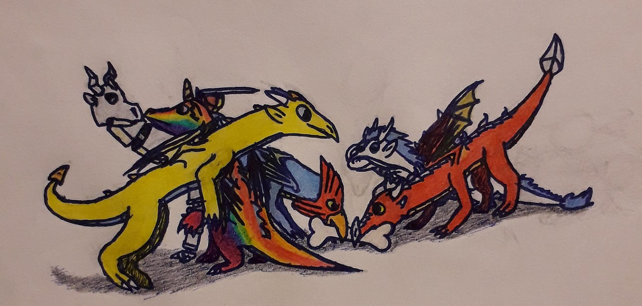 a_pile_o__dragons_by_dragonmage156_ddzzo