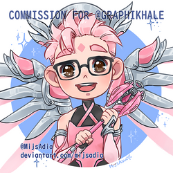 Icon for GraphiKhale -commission- by MijsAdia