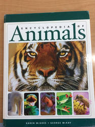 Encyclopedia of Animals by ShaneALF1995