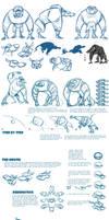 How-to-draws: Hobo Joe- Compilation