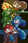Smash Bros: The Demo Team