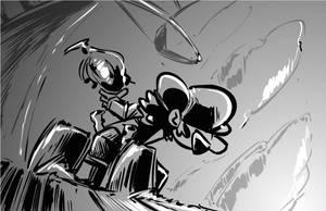 Mario Kart 8: Flipside by SkipperWing