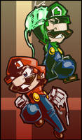 Fan Art (Super Smash Bros): THE Smash Bros. by SkipperWing