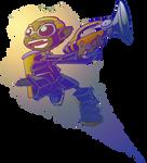 Squid-Kid Skipling