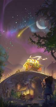 Aland's Wish ~ Destiny