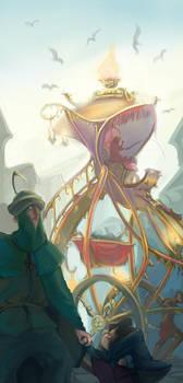Aland's Wish ~ Meeting the Evil Prince