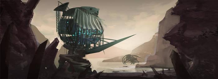 Deserted Outpost