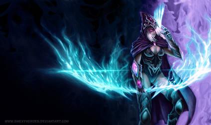 Ashe Raven Theme