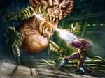 Super Metroid - Final Battle