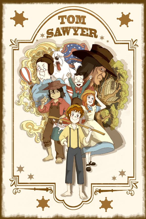 tom sawyer questions and answers pdf
