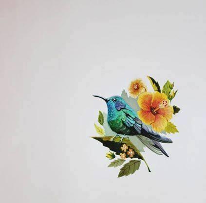 colibri by calamitylynn