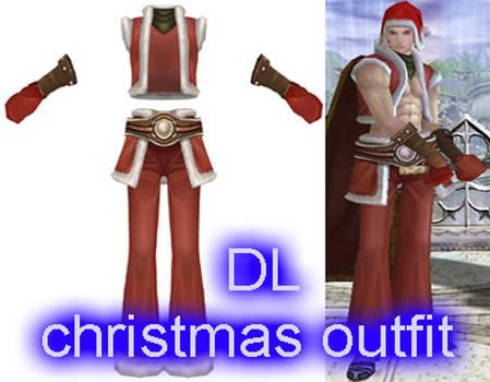 Rappelz Christmas outfit - boy