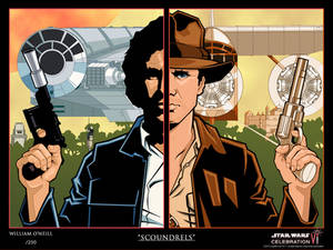 Star Wars - SCOUNDRELS - CVI