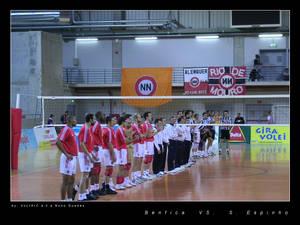 Benfica VS. S. Espinho